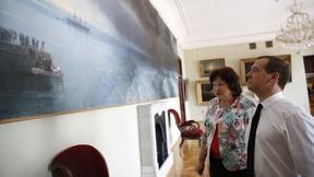 Посещение музеев в Феодосии. Встреча с руководителями крымских музеев