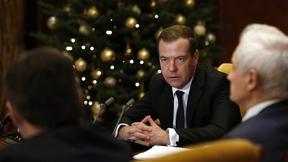 Вступительное слово Дмитрия Медведева на совещании о проекте Энергетической стратегии России на период до 2035 года