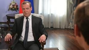 Интервью Дмитрия Медведева телеканалу «Россия 24» в связи с пятилетием подписания Договора о создании Евразийского экономического союза