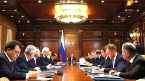 Вступительное слово Дмитрия Медведева на заседании президиума Совета при Президенте Российской Федерации по стратегическому развитию и национальным проектам