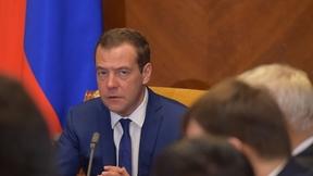 Вступительное слово Дмитрия Медведева на заседании Наблюдательного совета Внешэкономбанка