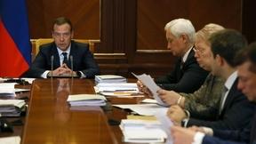 Вступительное слово Дмитрия Медведева на заседании президиума Совета при Президенте Российской Федерации по стратегическому развитию и приоритетным проектам