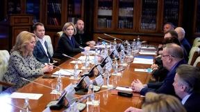 Вступительное слово Татьяны Голиковой на встрече с деятелями культуры и искусства