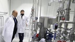 Посещение нового завода АО «Активный компонент»