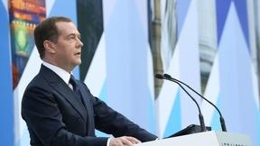 Выступление Дмитрия Медведева на пленарном заседании IX Петербургского международного юридического форума