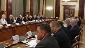 Вступительное слово Михаила Мишустина на встрече с членами Совета палаты Совета Федерации Федерального Собрания