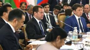 Выступление Дмитрия Медведева на заседании Совета глав правительств государств – членов ШОС