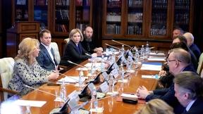Заключительное слово Татьяны Голиковой на встрече