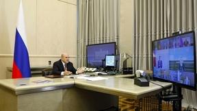 Вступительное слово Михаила Мишустина на оперативном совещании с вице-премьерами