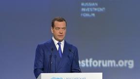 Выступление Дмитрия Медведева на пленарном заседании Российского инвестиционного форума «Сочи-2018»