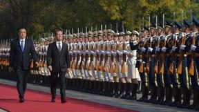 Визит Дмитрия Медведева в Китайскую Народную Республику
