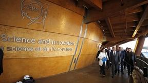 Посещение Европейской организации ядерных исследований
