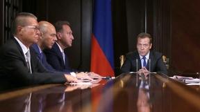 Заключительное слово Дмитрия Медведева на совещании по вопросу об индексации пенсий