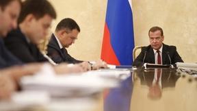 Вступительное слово Дмитрия Медведева на заседании президиума Совета при Президенте по стратегическому развитию и национальным проектам