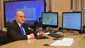 Михаил Мишустин принял участие в электронном голосовании на выборах-2021
