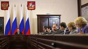 Вступительное слово Дмитрия Медведева на заседании президиума Совета при Президенте по стратегическому развитию и приоритетным проектам
