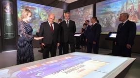 Посещение пятигорского музейного комплекса «Россия – моя история»