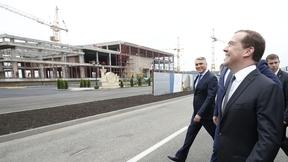 Поездка Дмитрия Медведева в Ставропольский край