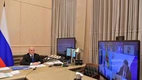 Заседание Координационного совета при Правительстве по борьбе с распространением коронавирусной инфекции на территории Российской Федерации