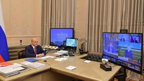 Оперативное совещание с вице-премьерами
