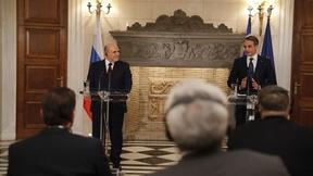 Заявления Михаила Мишустина и Кириакоса Мицотакиса для прессы