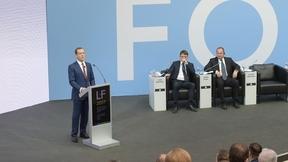 Выступление Дмитрия Медведева на VII Петербургском международном юридическом форуме