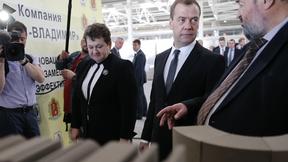 Поездка Дмитрия Медведева во Владимир