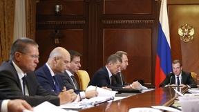 Вступительное слово Дмитрия Медведева на заседании президиума Совета при Президенте России по стратегическому развитию и приоритетным проектам