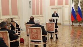 Церемония вручения премий Правительства в области науки и техники