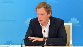 Брифинг руководителя Федеральной налоговой службы Даниила Егорова