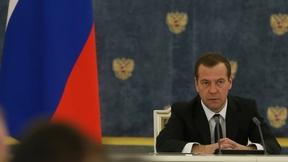 Вступительное слово Дмитрия Медведева на заседании Правительства