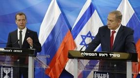Визит Дмитрия Медведева в Государство Израиль