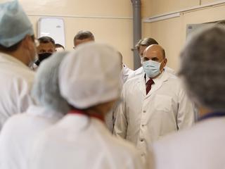 Посещение Камчатской краевой больницы имени А.С.Лукашевского