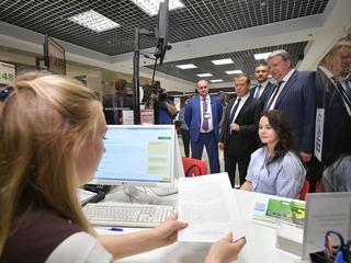 Поездка Дмитрия Медведева в Забайкальский край