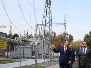 Посещение подстанции «Слобода» ПАО «Россети» – МОЭСК