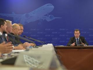 Поездка Дмитрия Медведева в Ульяновскую область