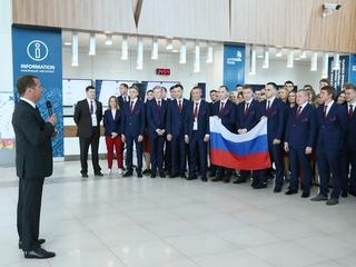 Поездка Дмитрия Медведева в Республику Татарстан