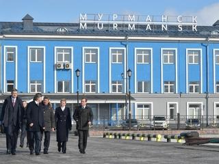 Поездка в Мурманскую область