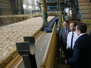Поездка Дмитрия Медведева в Республику Карелия