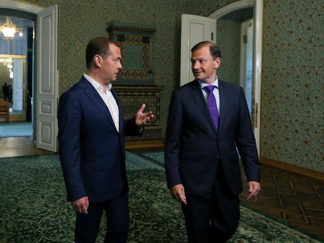 Интервью Дмитрия Медведева ВГТРК