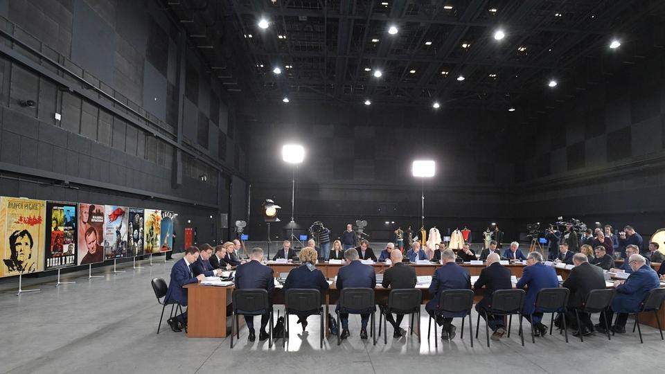 Видеоблог Председателя Правительства. Выпуск 235: с 15 по 21 марта 2019 года