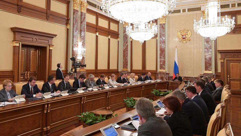 Видеоблог Председателя Правительства. Выпуск 243: с 3 по 8 мая 2019 года