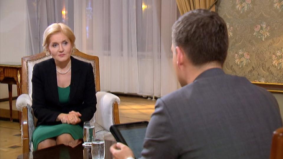 Интервью Ольги Голодец телеканалу «Россия 24»