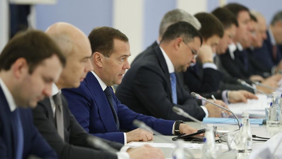Вступительное слово Дмитрия Медведева на 32-м заседании Консультативного совета по иностранным инвестициям в России